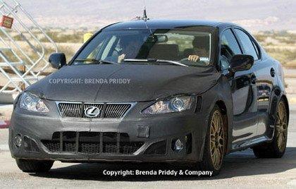 Lexus IS 500, ¿vuelve el Toyota Supra?