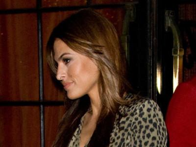 Las celebrities rugen con el estampado leopardo