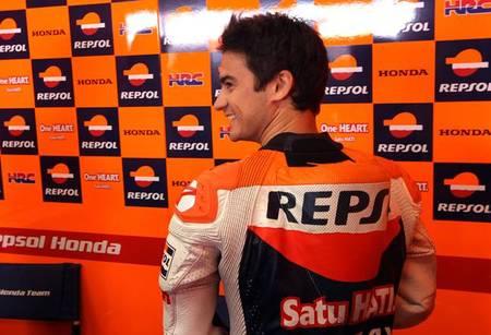 """Dani Pedrosa: """"hemos llegado a un nivel en el que se puede sacar muy poco más de uno mismo, de la moto y del circuito"""""""