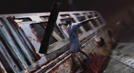 A los zombis de 'Call of Duty: Black Ops II' les gusta ir en bus. Este escueto teaser es la prueba