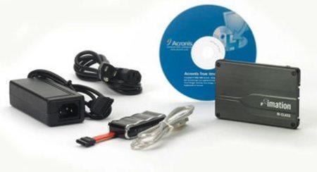 Kit de fácil instalación para SSD de Imation