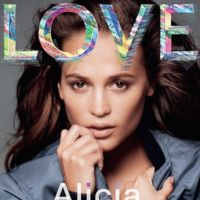 Love Magazine Alicia