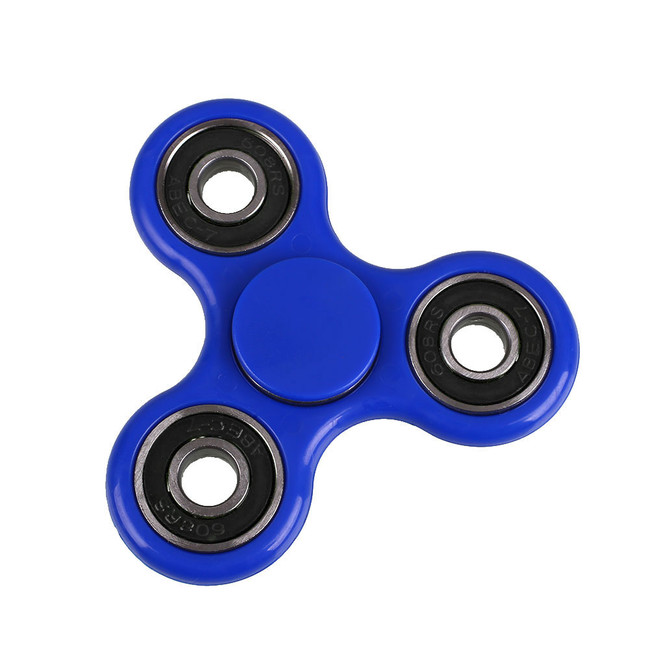 Fidget Spinner Blue
