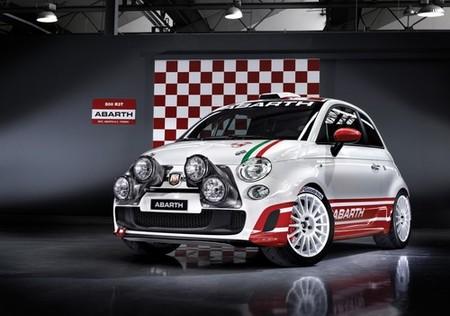 Abarth 500 R3T, el 500 para Rally