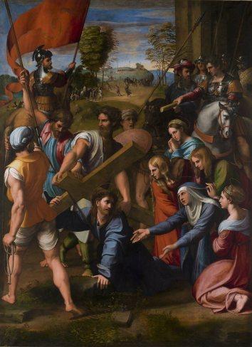 pasmo de Sicilia-Rafael en el Prado