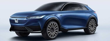 Honda SUV e: concept, el SUV eléctrico se presenta en sociedad para robar la atención del Volkswagen ID.4