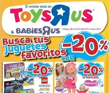 Descuentos de hasta el 50 % en Toys R Us