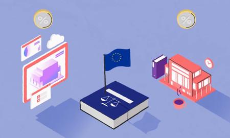 La Comisión Europea plantea cobrar un impuesto del 3 % sobre las ventas de Google, Apple, Facebook o Amazon