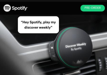 Spotify Coche