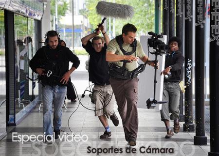 Soportes de cámara: Cuándo y cómo utilizarlos. Especial Video (V)