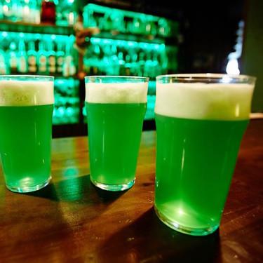 Día de San Patricio: por qué se bebe cerveza verde durante esta celebración