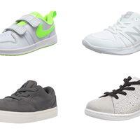 Chollos de tallas sueltas en zapatillas de niño y niña Adidas, New Balance o Nike por menos de 20 euros en Amazon