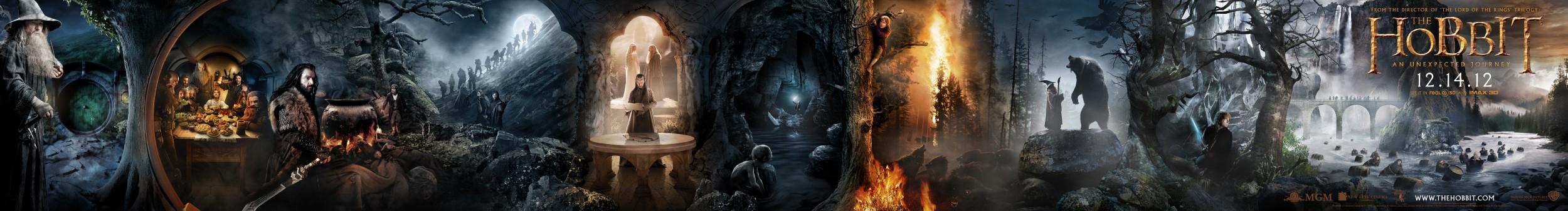 Foto de 'El hobbit: Un viaje inesperado', carteles (4/28)