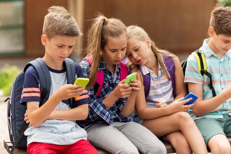 Nueve de cada diez adolescentes de entre 14 y 16 años tiene un perfil en redes sociales