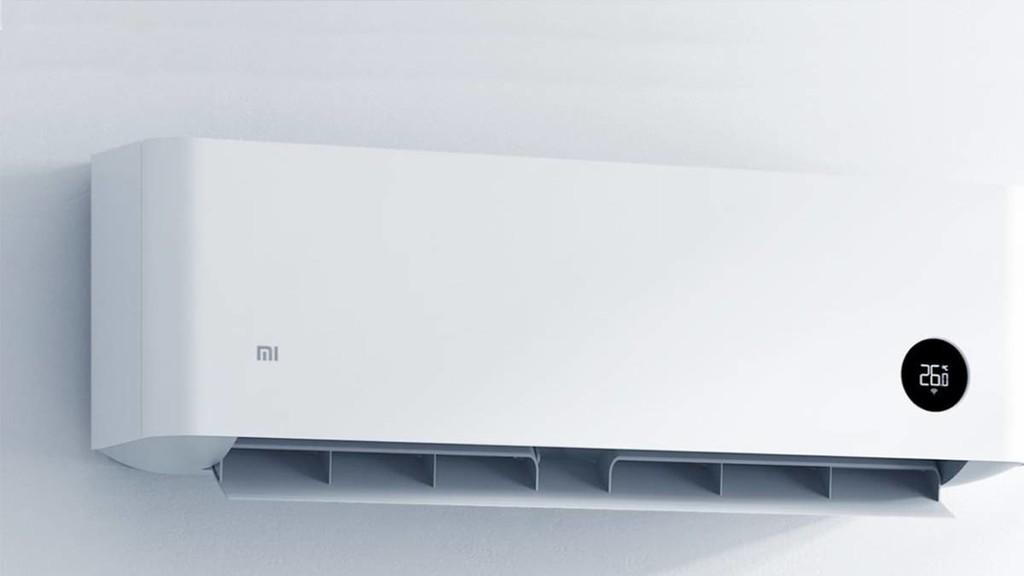 Xiaomi también tiene un aire acondicionado que además presume de ser energéticamente más eficiente