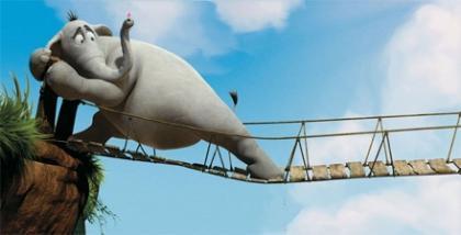 Diez minutos de 'Horton' ('Dr. Seuss: Horton Hears a Who')