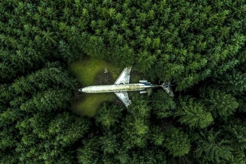 Estas son las imágenes ganadoras del '2017 SkyPixel Photo Contest', segunda edición del concurso de fotografía con drones de DJI