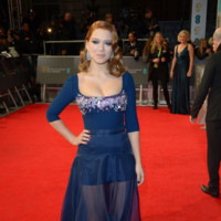 Lea Seydoux BAFTA 2014