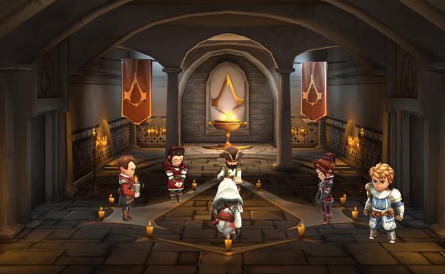 [Ya disponible] Assassin's Creed Rebellion llegará a iOS y Android el 21 de noviembre