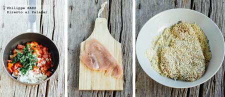 Pollo Milanesa Prep