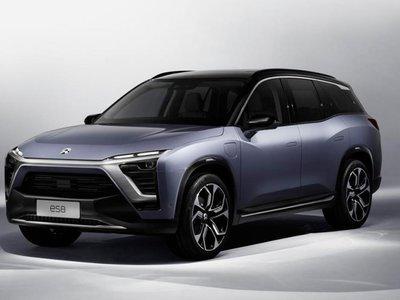 NIO ES8 2018,un nuevo contendiente que le podría quitar el trono al Tesla Model X