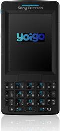 Sony Ericsson M600i con Yoigo
