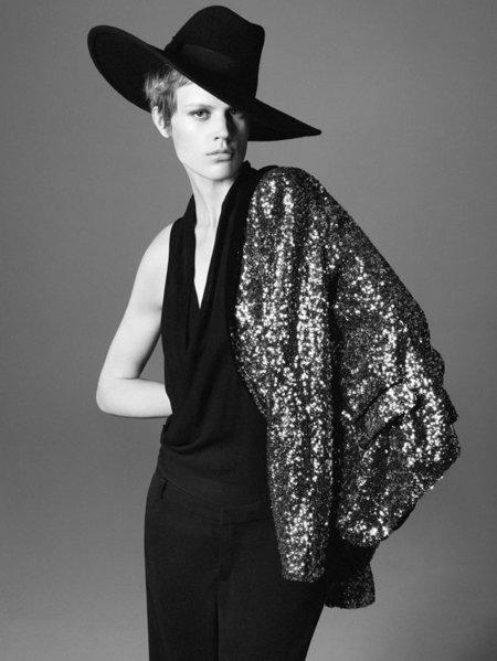Sombrero Zara catálogo Invierno 2011/2012