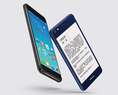 """Hisense A2 Pro: llega un nuevo móvil con pantalla de tinta electrónica a lo """"Kindle"""""""