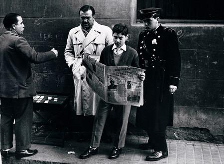 La Barcelona de los 50 a través de la mirada de Leopoldo Pomés
