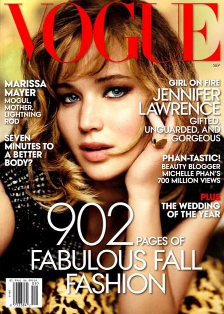 ¿Han patinado Anna Wintour y compañía con la portada de su número de septiembre?
