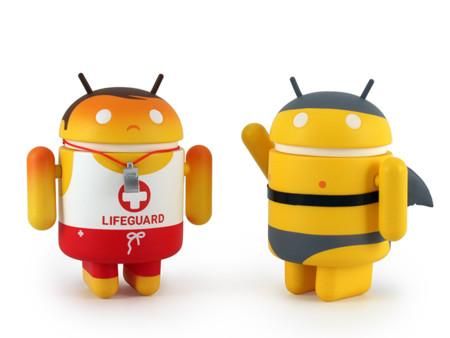 Dead Zebra anuncia sus dos nuevas figuras Android Mini Verano 2015