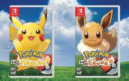Todo lo que necesitas saber sobre Pokémon: Let's Go Pikachu y Pokémon Let's Go Eevee