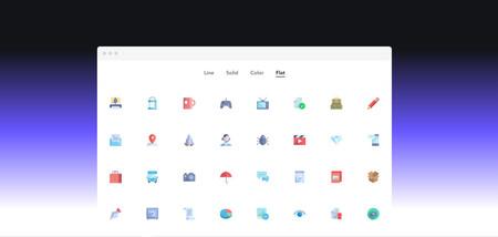 Las mejores webs para descargar iconos gratis