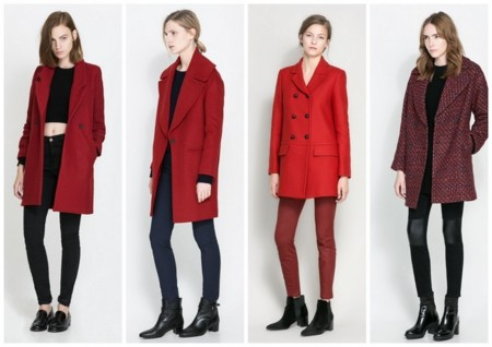 tendencias low cost zara rojo