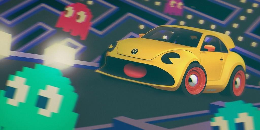 Volkswagen Beetle Pacman