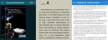 11 aplicaciones para leer libros en tu smartphone o tablet Android