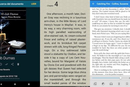 12 aplicaciones para leer libros en un smartphone o tablet Android