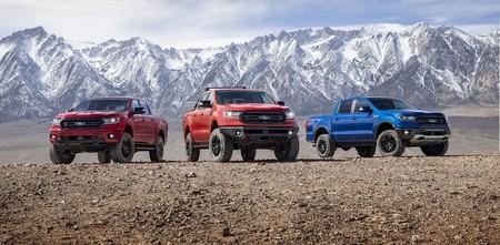 Ford Ranger estrena tres paquetes para aumentar su desempeño fuera del asfalto