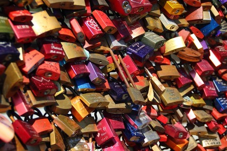 Candados Amor Paris1