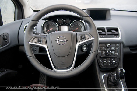 Opel Meriva 2014, toma de contacto