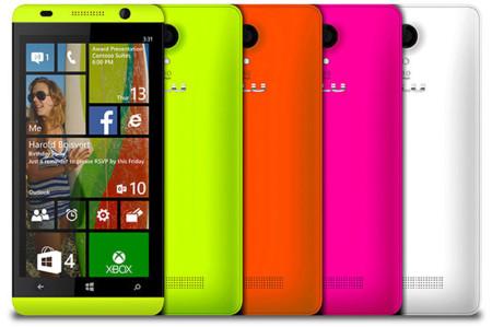 Microsoft se encargará de la distribución de los BLU con Windows Phone