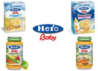 Echamos un vistazo al etiquetado de los productos Hero Baby de 4 meses (II)
