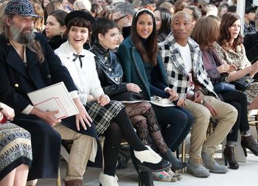 Front-row para todo el mundo en el último desfile de Chanel