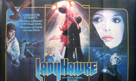 Richard Donner: 'Lady halcón', arrebatadora historia de amor