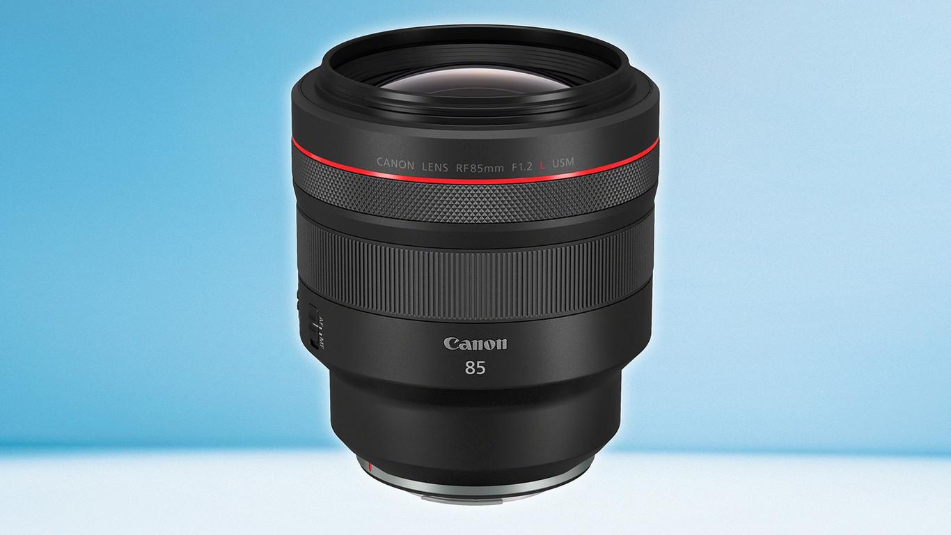 Canon RF 85 mm f/1,2L USM, nueva óptica para el sistema EOS R que promete una resolución nunca vista en la marca