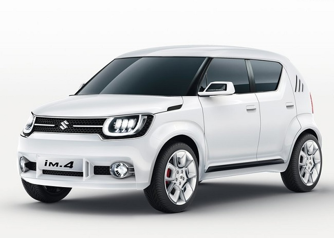 Foto de Suzuki iM-4 Concept (3/6)