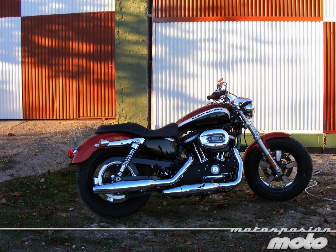 Foto de Harley-Davidson XR 1200CA Custom Limited (2/65)