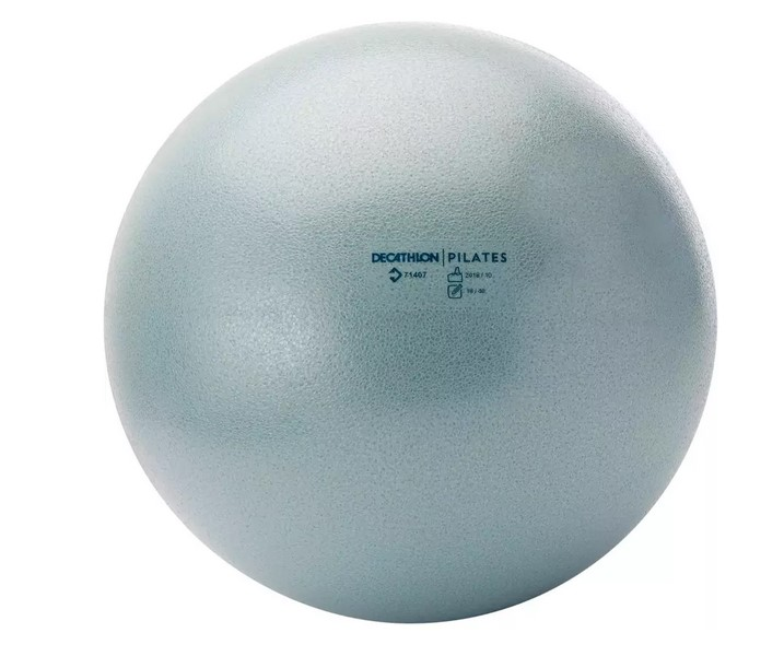 PELOTA PILATES SOFTBALL TALLA S diámetro 220mm/TALLA L diámetro 260mm