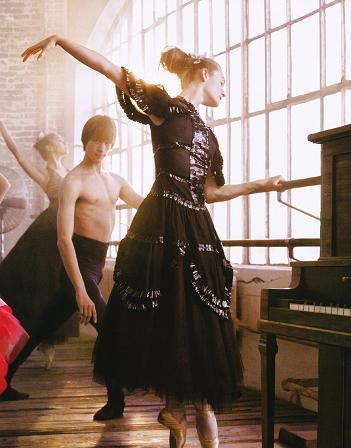 Fendi: danza y moda