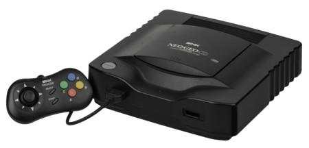 Neo Geo Cd Toploader Wcontroller Fl